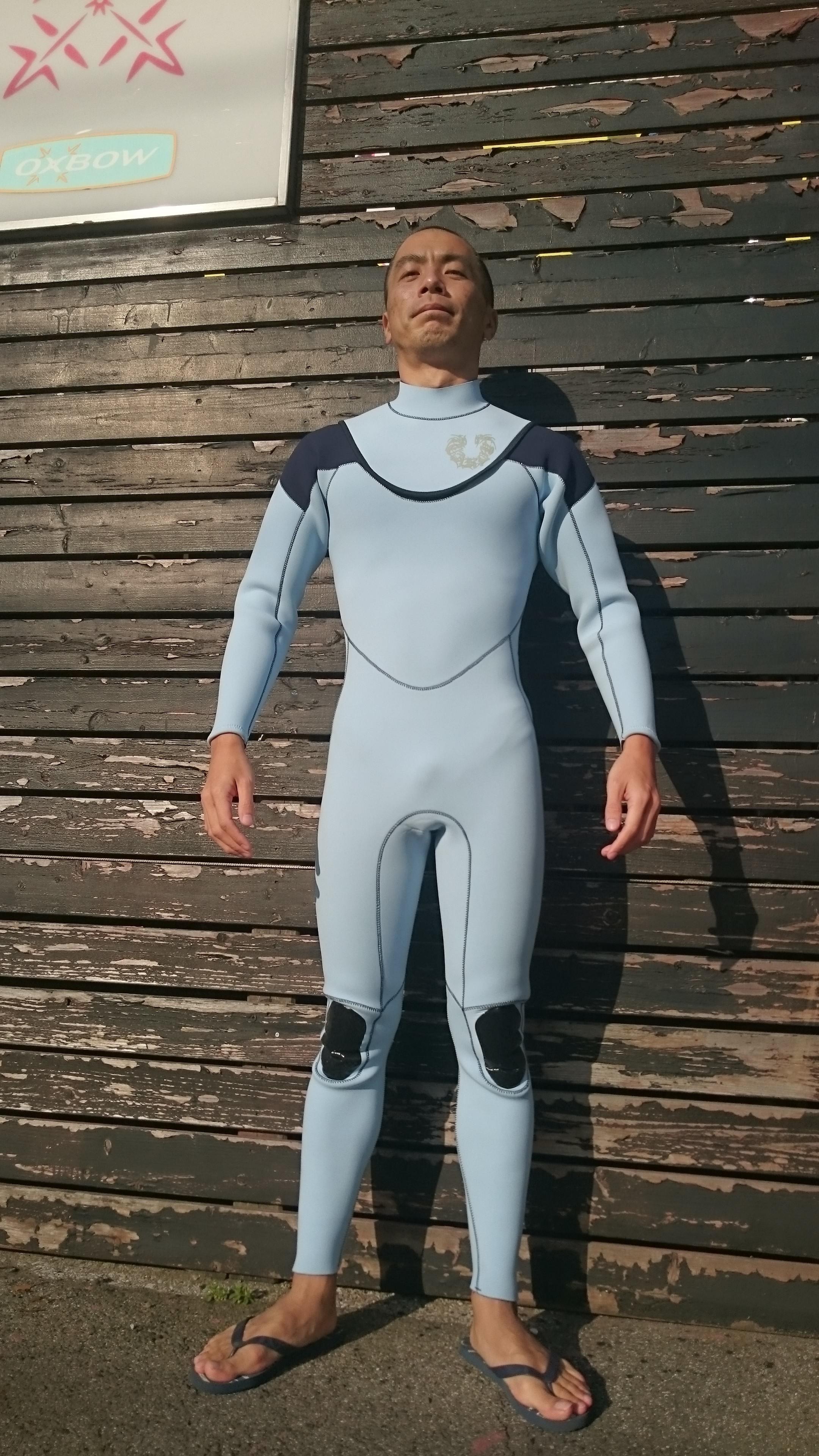 new スーツ