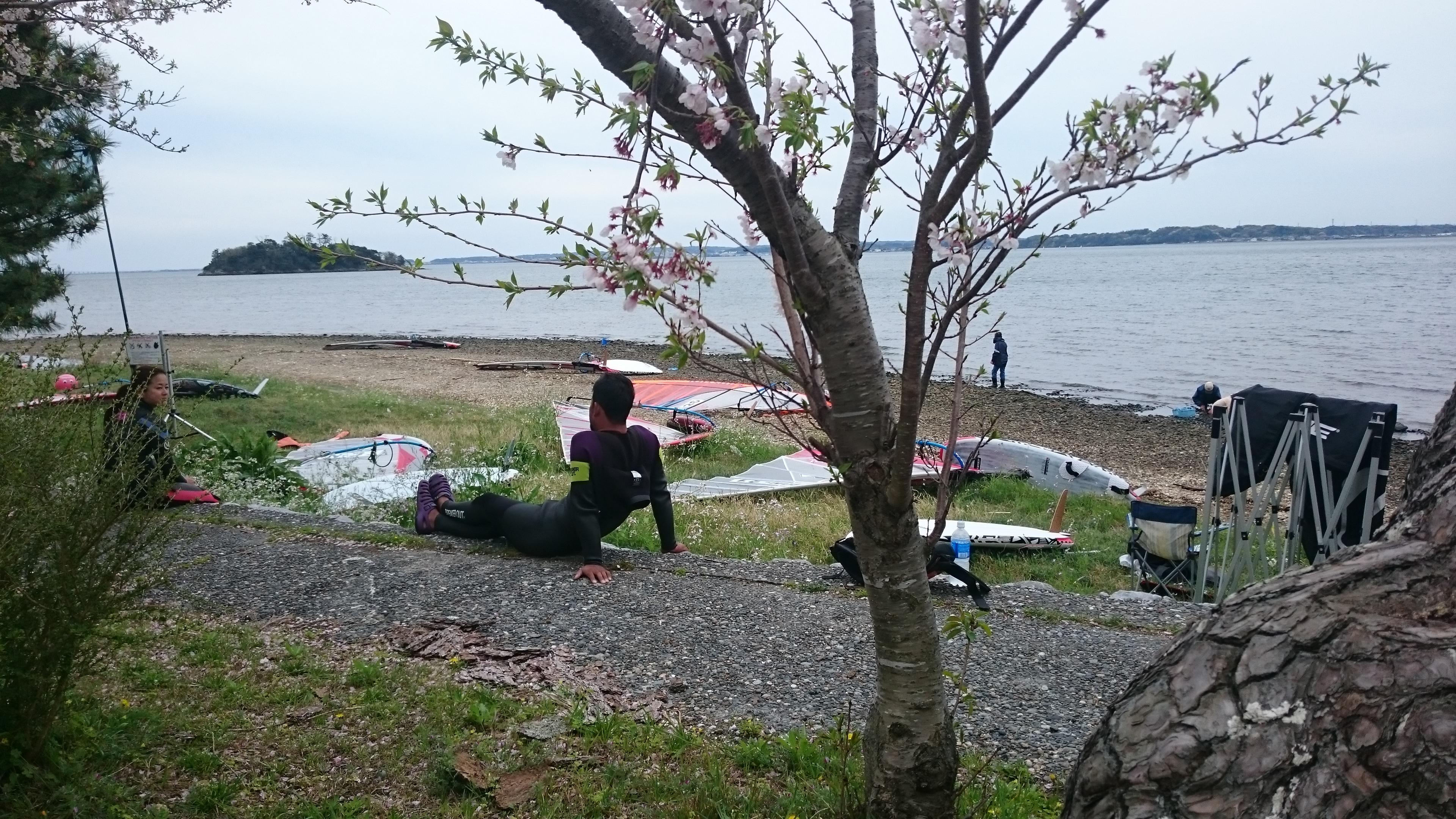 朝から浜名湖へ〜