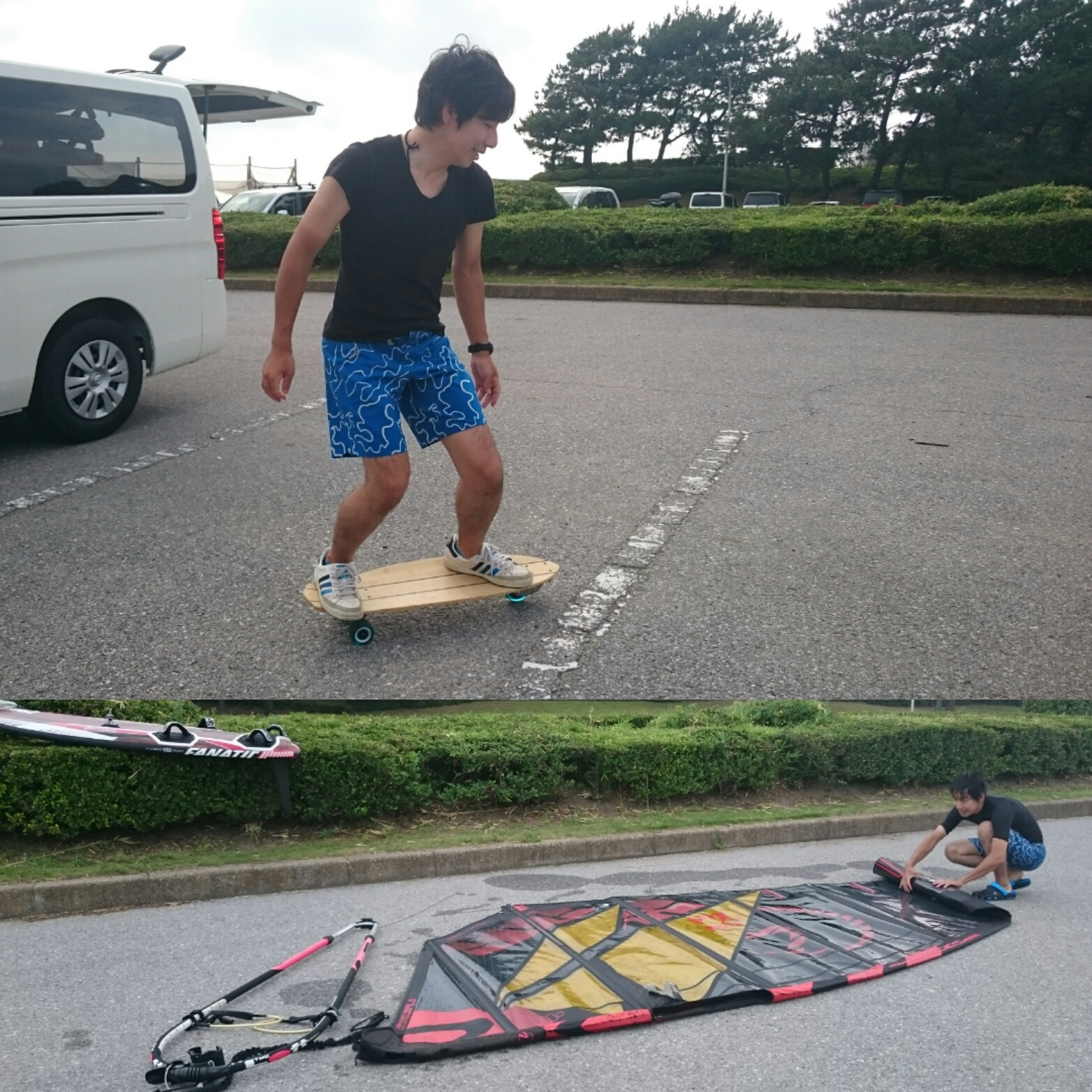 千葉ウィンドサーフィンスクール